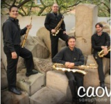 Caovva Saxophone Quartet