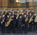Shanghai Conservatory Funote Saxophone Ensemble