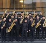 Shanghai Conservatory Funote Saxophone Ensemble