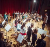 SOS Junior Saxophone Orchestra - Gerald Preinfalk, conductor