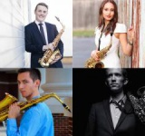 Justin Kenealy and Friends Saxophone Quartet