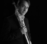 SOS Saxophone Orchestra - Alain Crepin, conductor, Barry Cockcroft, soloist