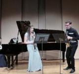 Gillian Blair, Nathan Mertens and Rie Yokota