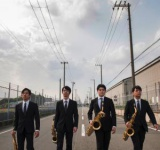 Rev Saxophone Quartet