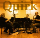 Quirk Quartet and Richard Ingham