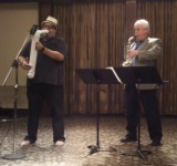 Glen Gillis and James E. Cunningham