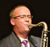 Heath Jones, assisted by Michael Potts, alto saxophone